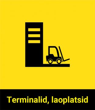 Terminalid, laoplatsid