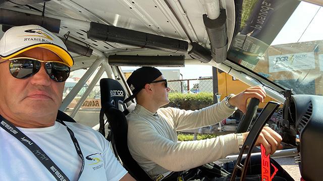 StabilRoad toetab noort Eesti Drifti sõitjat!