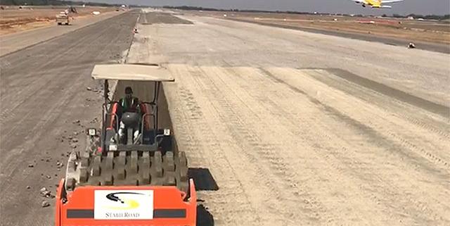 Hyderabad International Airport, India
