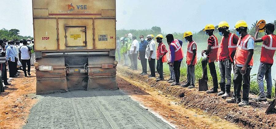 Vishwa Samudra Engineering visioon uue India ehitamiseks on vankumatu pühendumus jätkusuutlikule keskkonnale